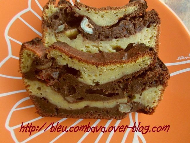 Marbré Onctueux Butternut Chocolat Noisettes