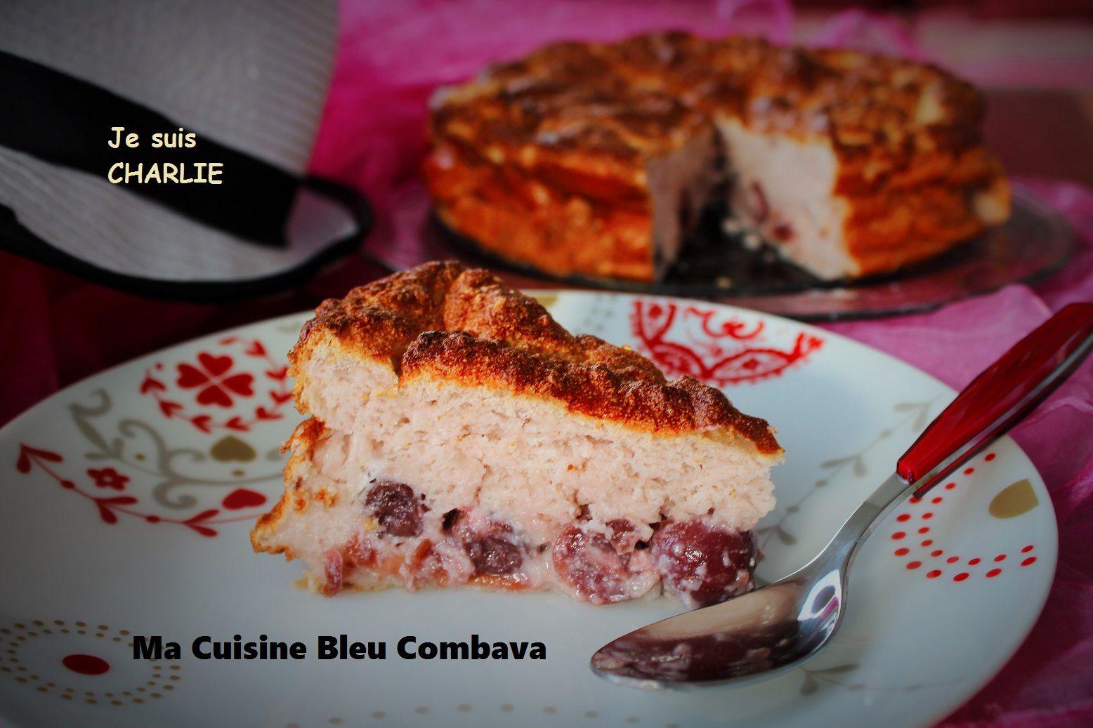 Gâteau au Fromage Blanc aux Fruits Rouges (light)