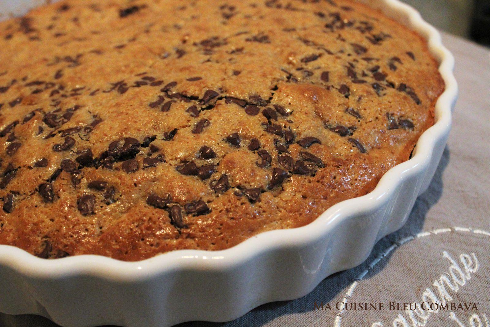 Gâteau au Sucre Roux, à la Banane et au Chocolat de Philippe Conticini, selon moi!