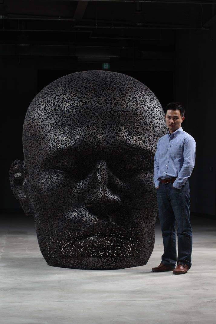 Seo Young Deok Sculpture