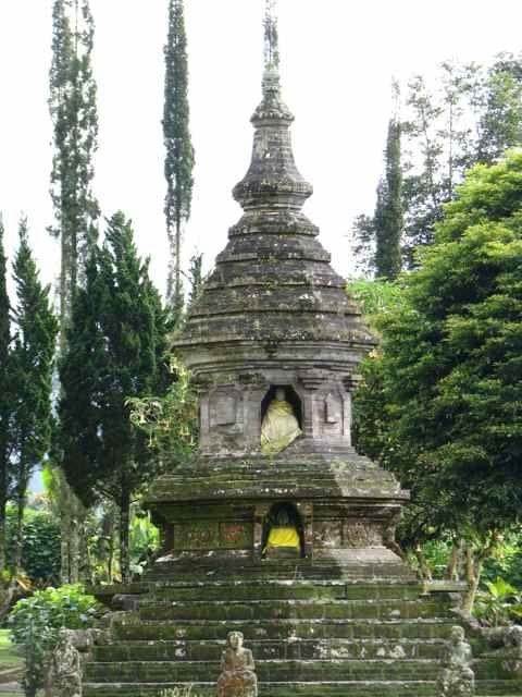 Bali - Para Ulun Danu Bratan