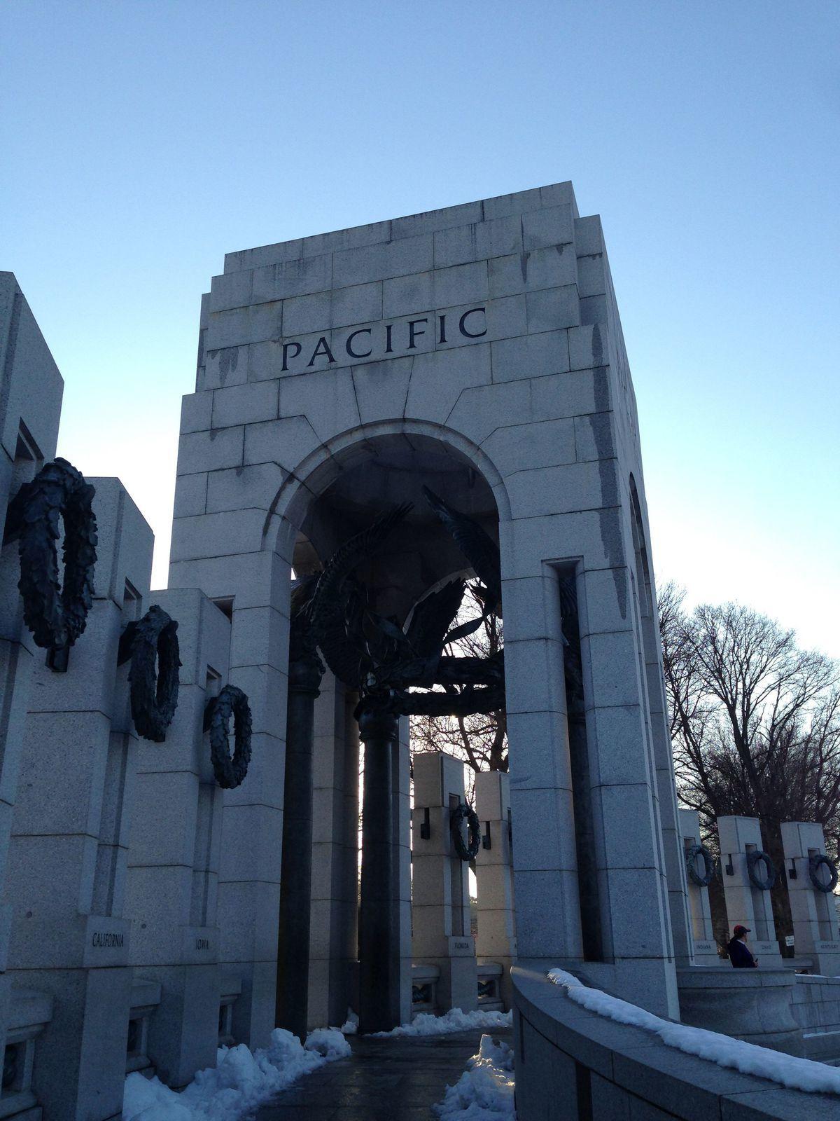 États-Unis - Washington - vendredi 14 février 2014