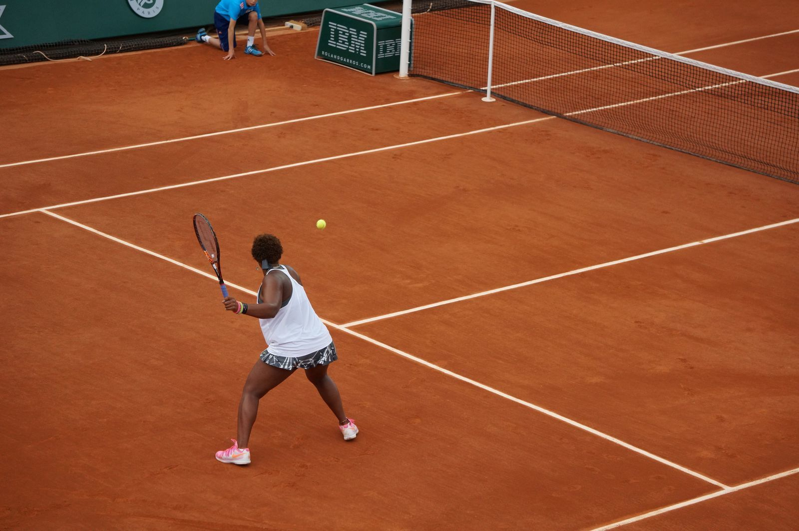 Vendredi 30 mai - Roland Garros