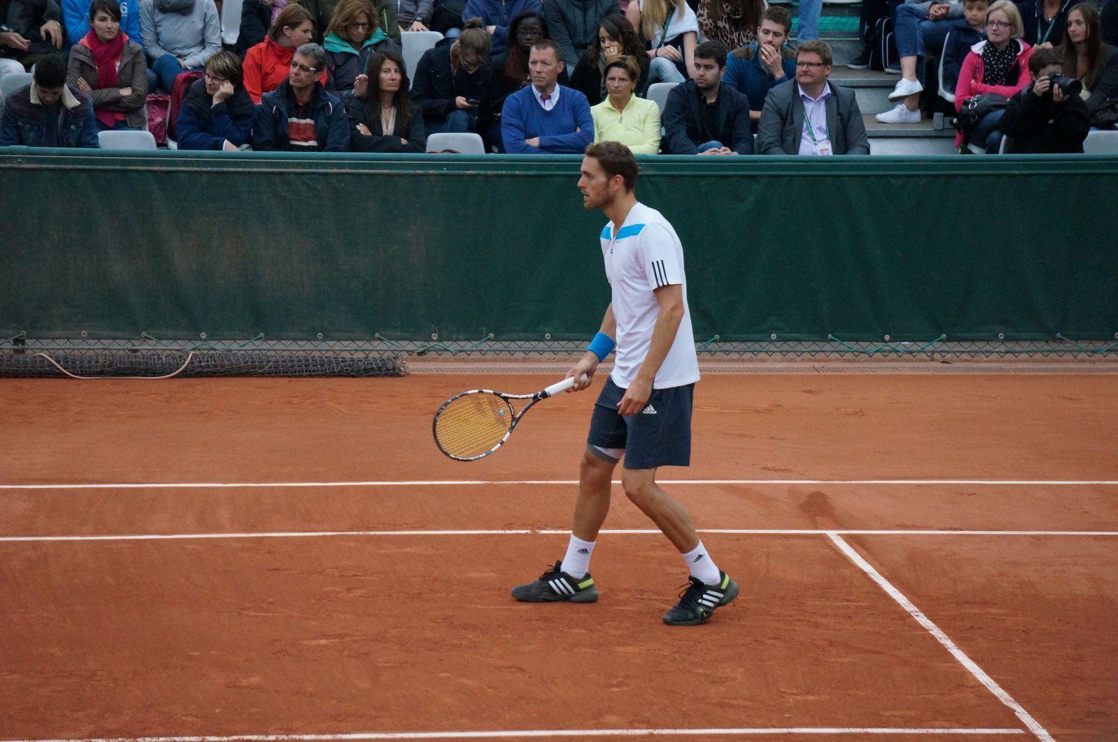Jeudi 29 mai - Roland Garros