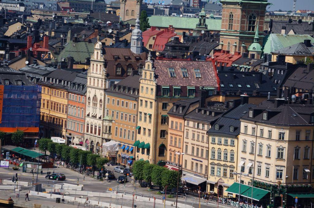 Suède -  Stockholm - Jeudi 10 juillet 2014