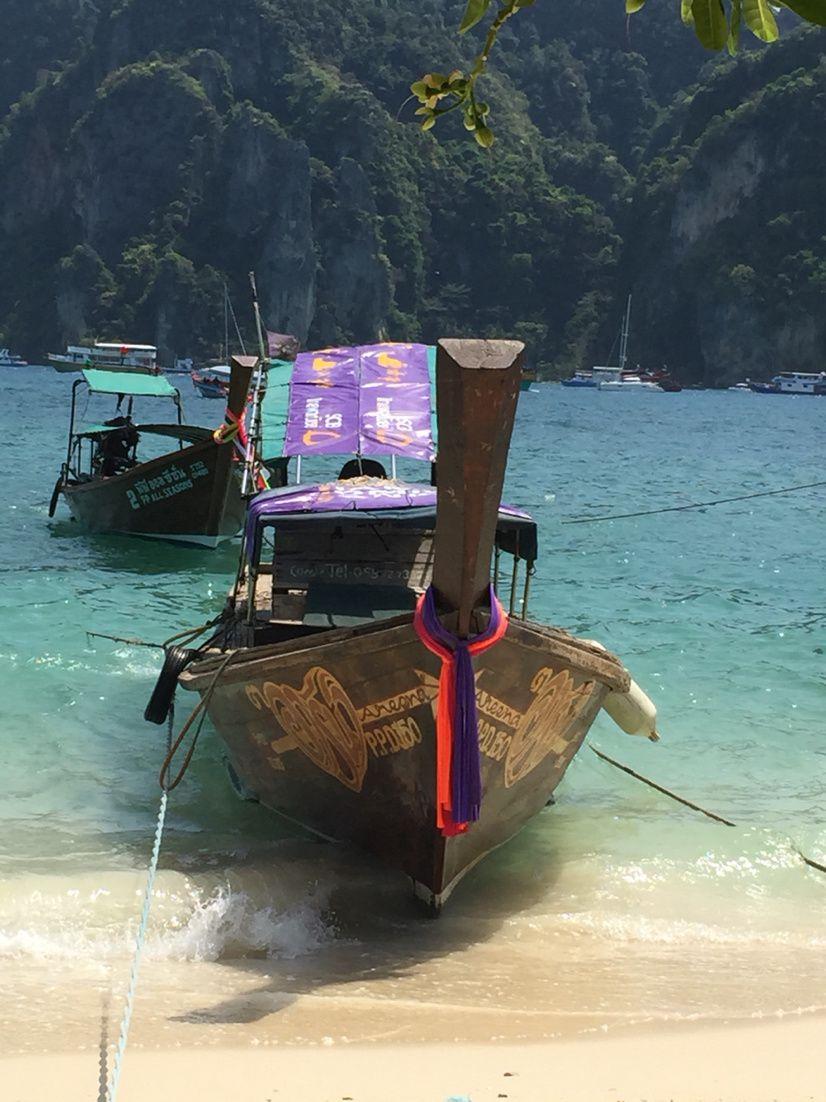 Thaïlande - Koh Lanta - Koh Phi Phi - mercredi 25 mars
