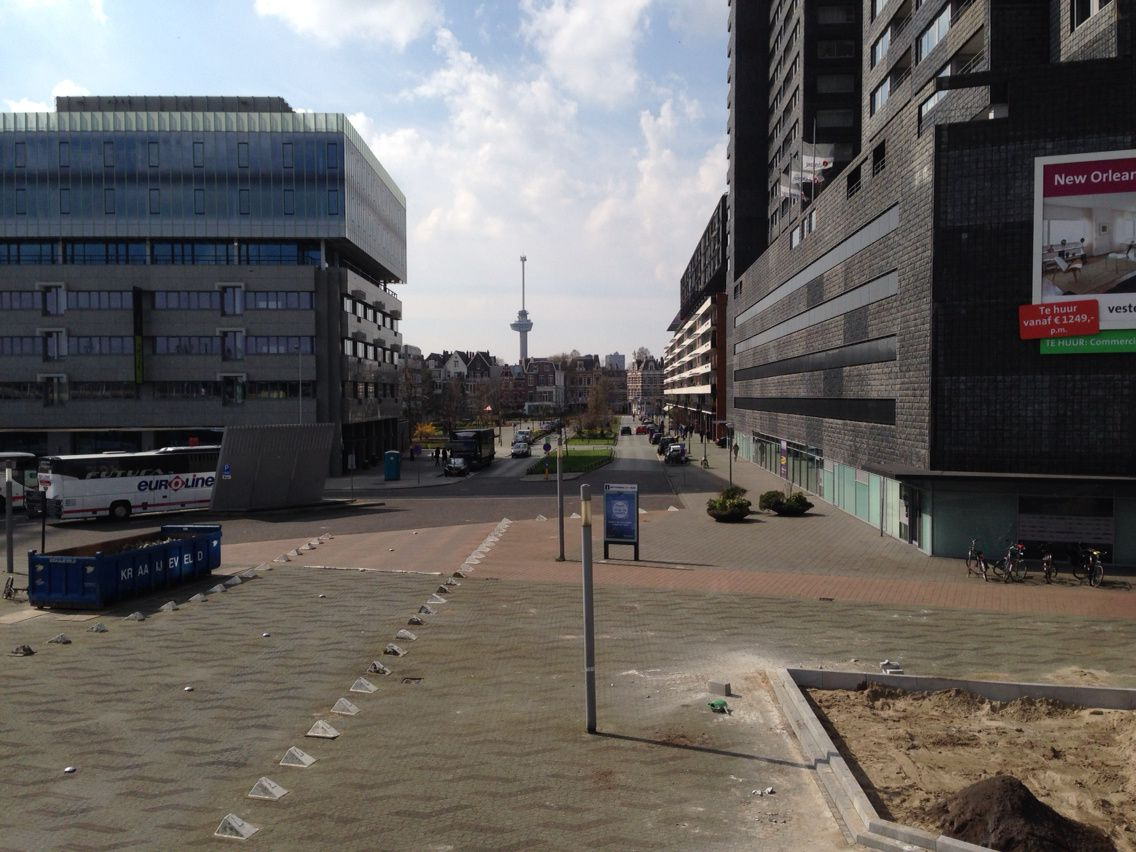 Pays Bas - Amsterdam - Rotterdam - mardi 25 mars 2014