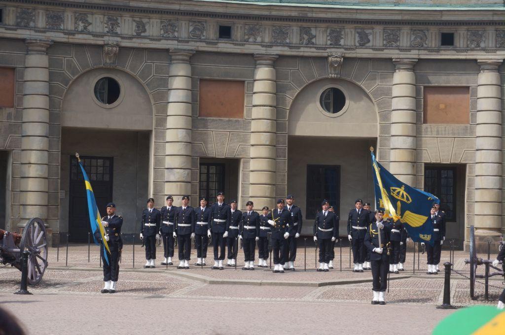 Suède -  Stockholm - Dimanche 13 juillet 2014