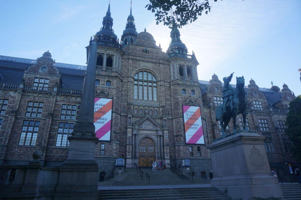 Suède -  Stockholm - Vendredi 11 juillet 2014