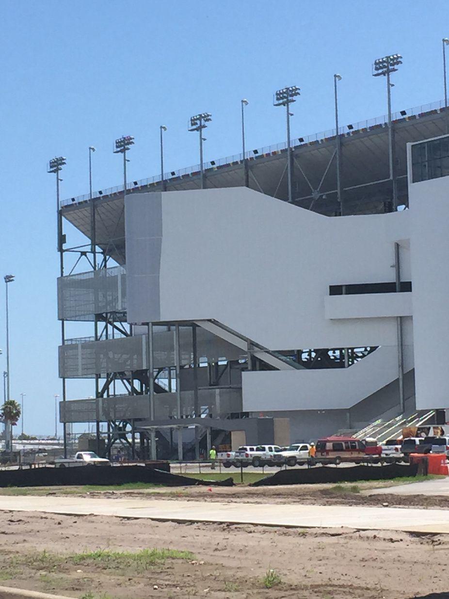 Etats-Unis - Daytona Beach - St Augustine - mardi 16 juin