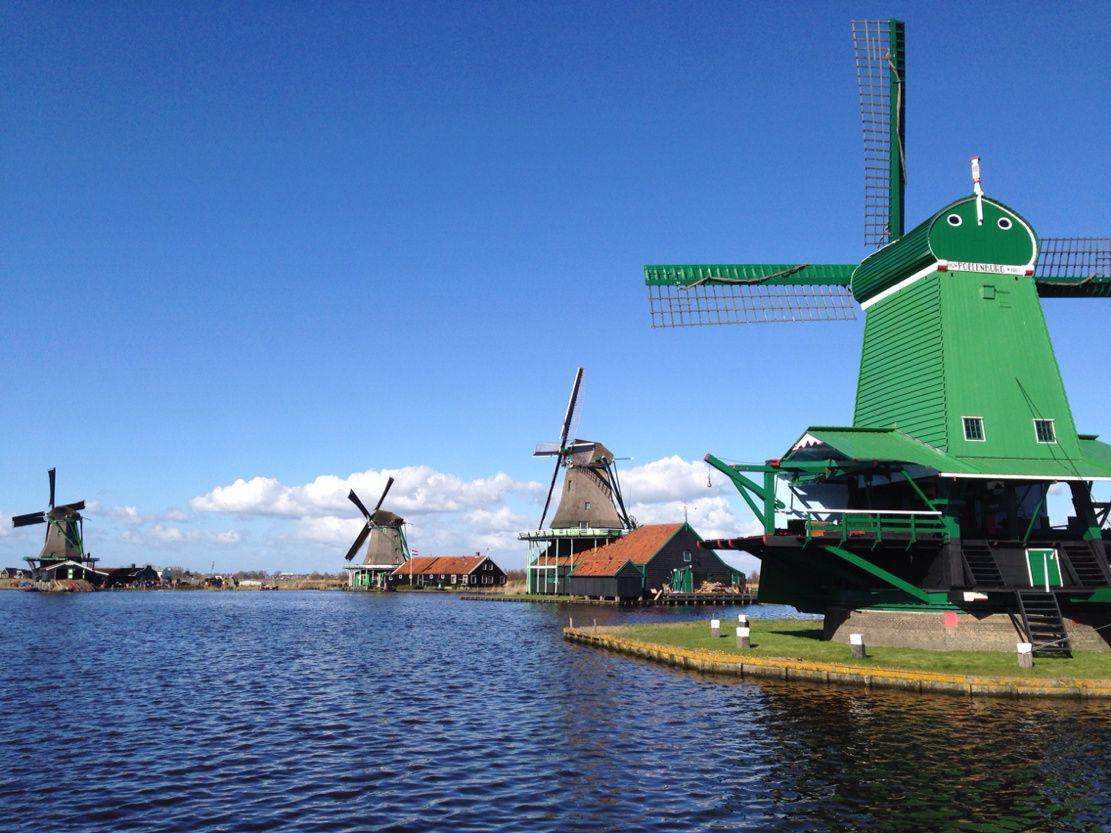 Pays Bas - Amsterdam - lundi 24 mars 2014