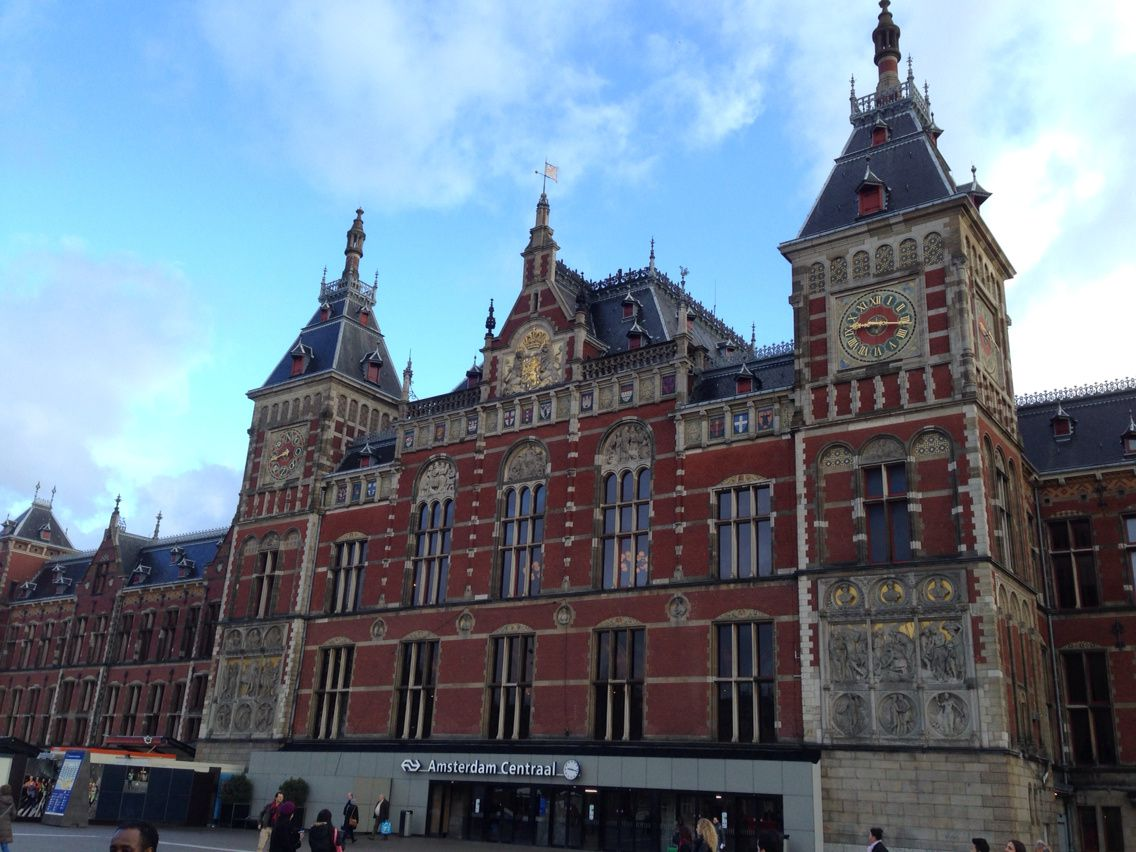 Pays Bas - Amsterdam - dimanche 23 mars 2014