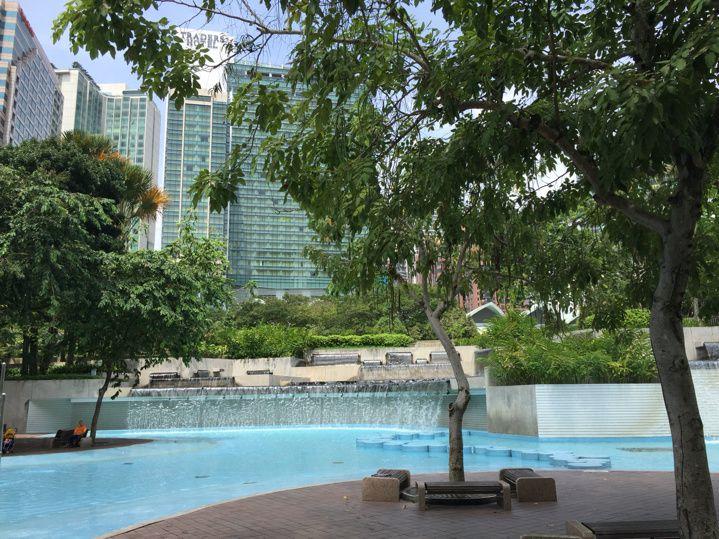 Kuala Lumpur - Manille - 15 juin 2016