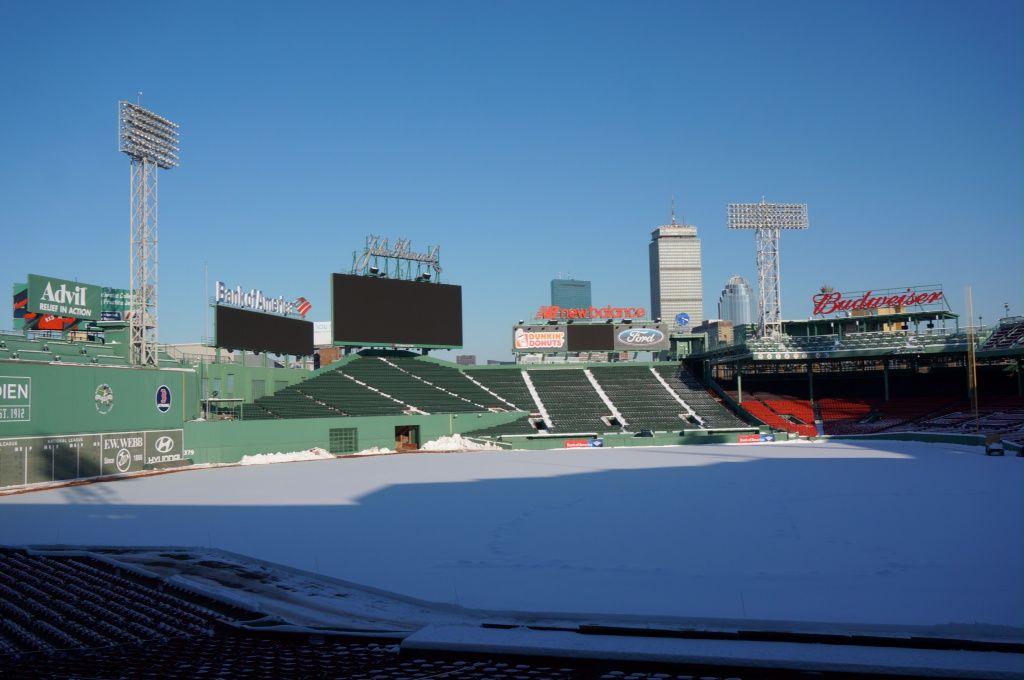 États Unis - Boston - vendredi 7 février 2014