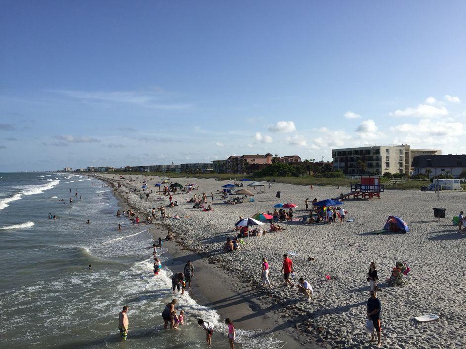 États-Unis - Cap Canaveral - Cocoa Beach - dimanche 14 juin