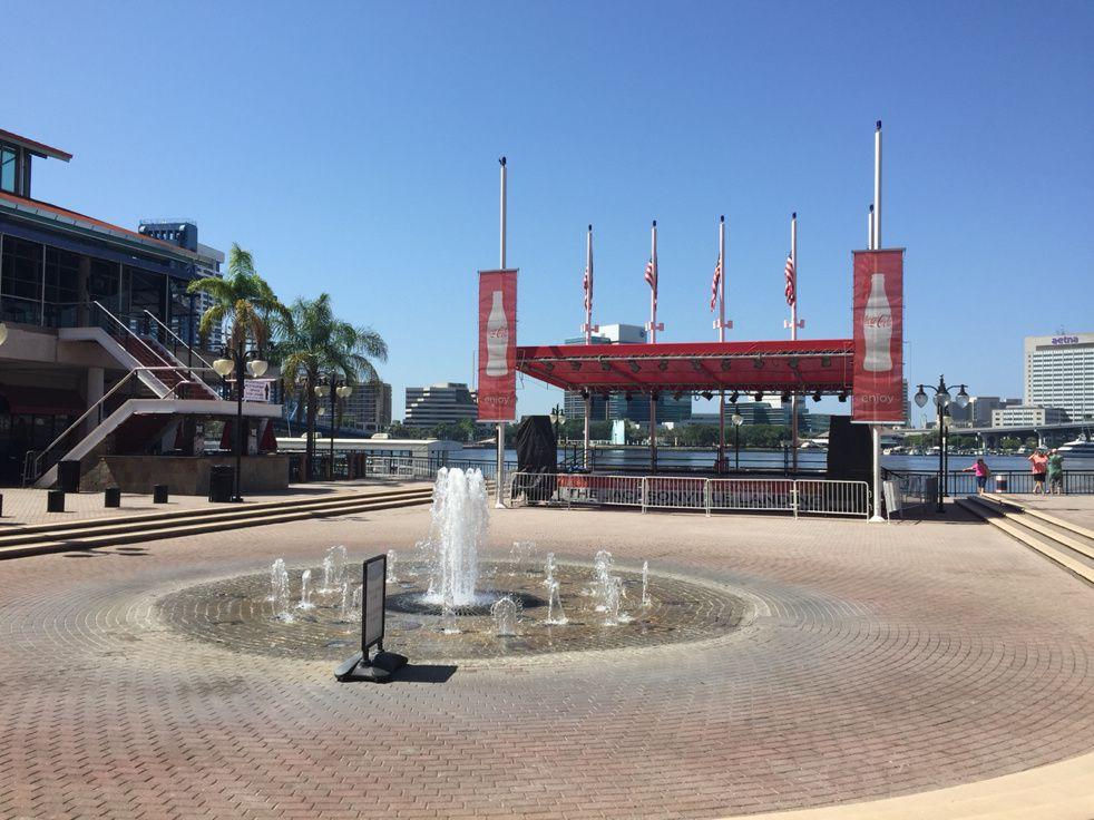 Etats-Unis - Jacksonville - Tallahassee - mercredi 17 juin
