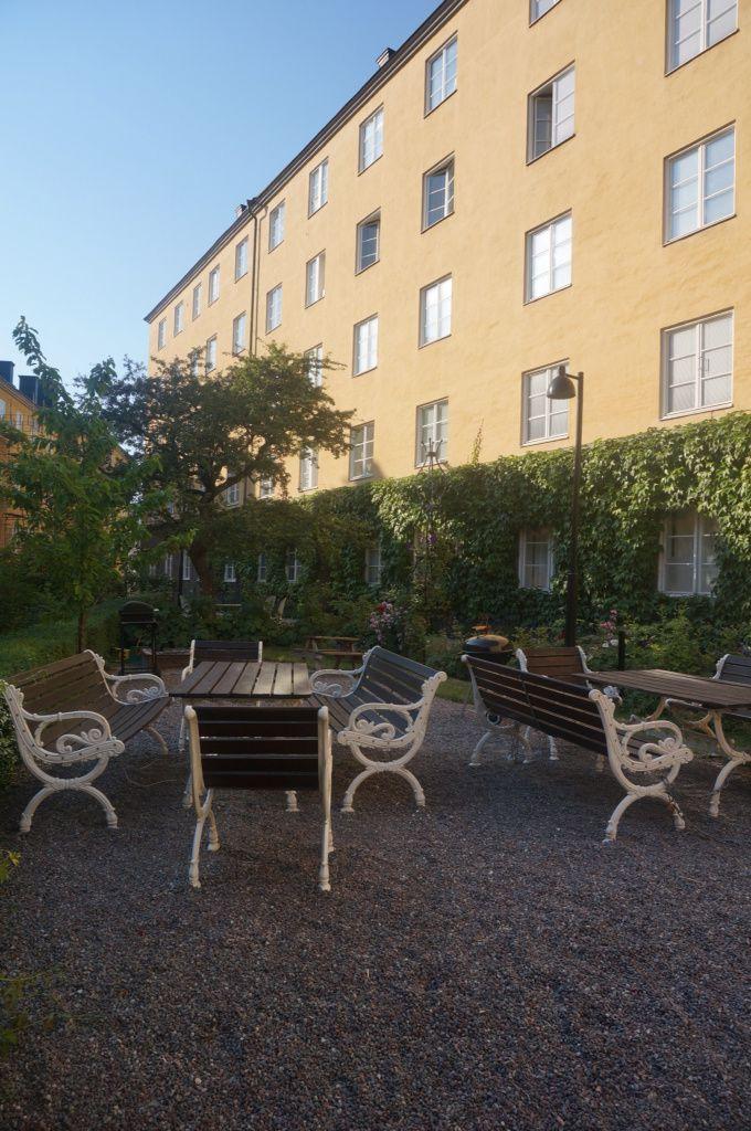 Suède - Stockholm - Appartement airbnb