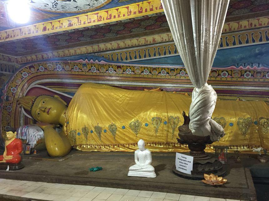 Sri Lanka - Colombo - Kandy - 14 mars 2016