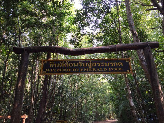 Thaïlande - Krabi - samedi 21 mars