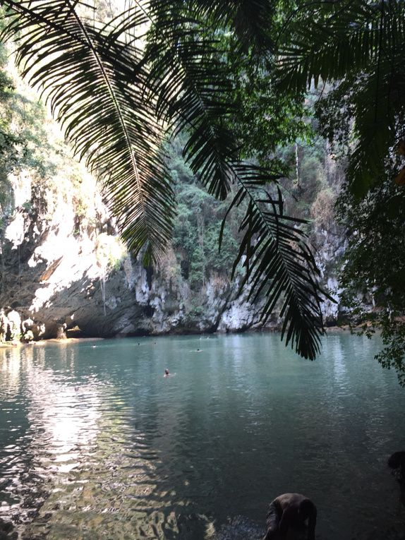 Thaïlande - Krabi - dimanche 22 mars