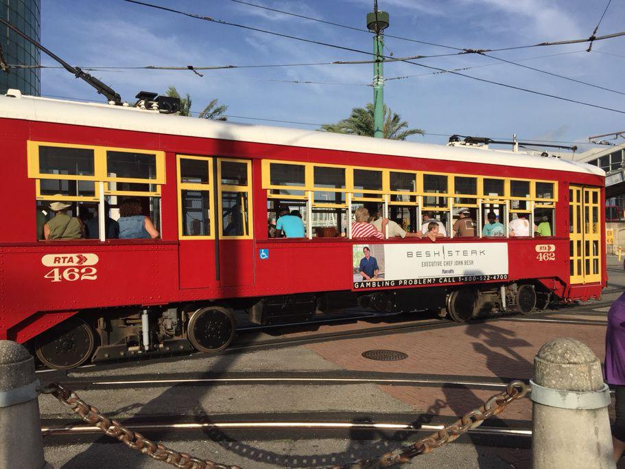 Etats-Unis - Nouvelle Orléans - vendredi 19 juin