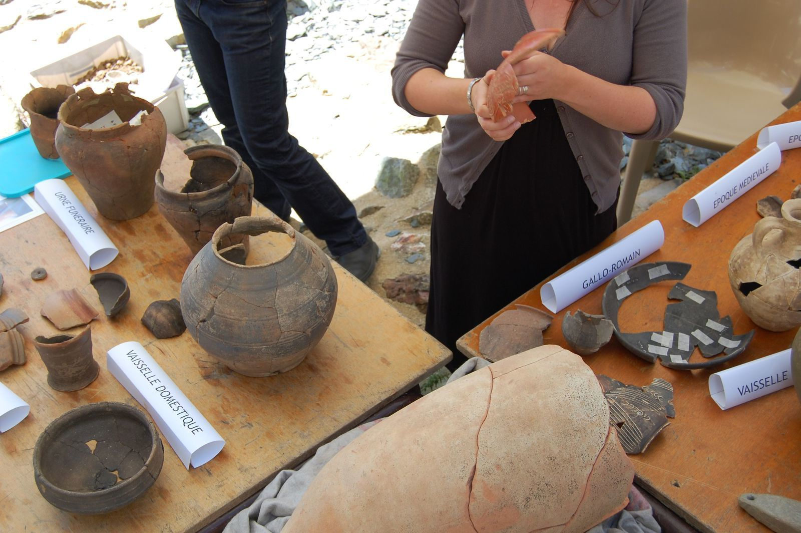 #JNA14, l'archéologie version audio