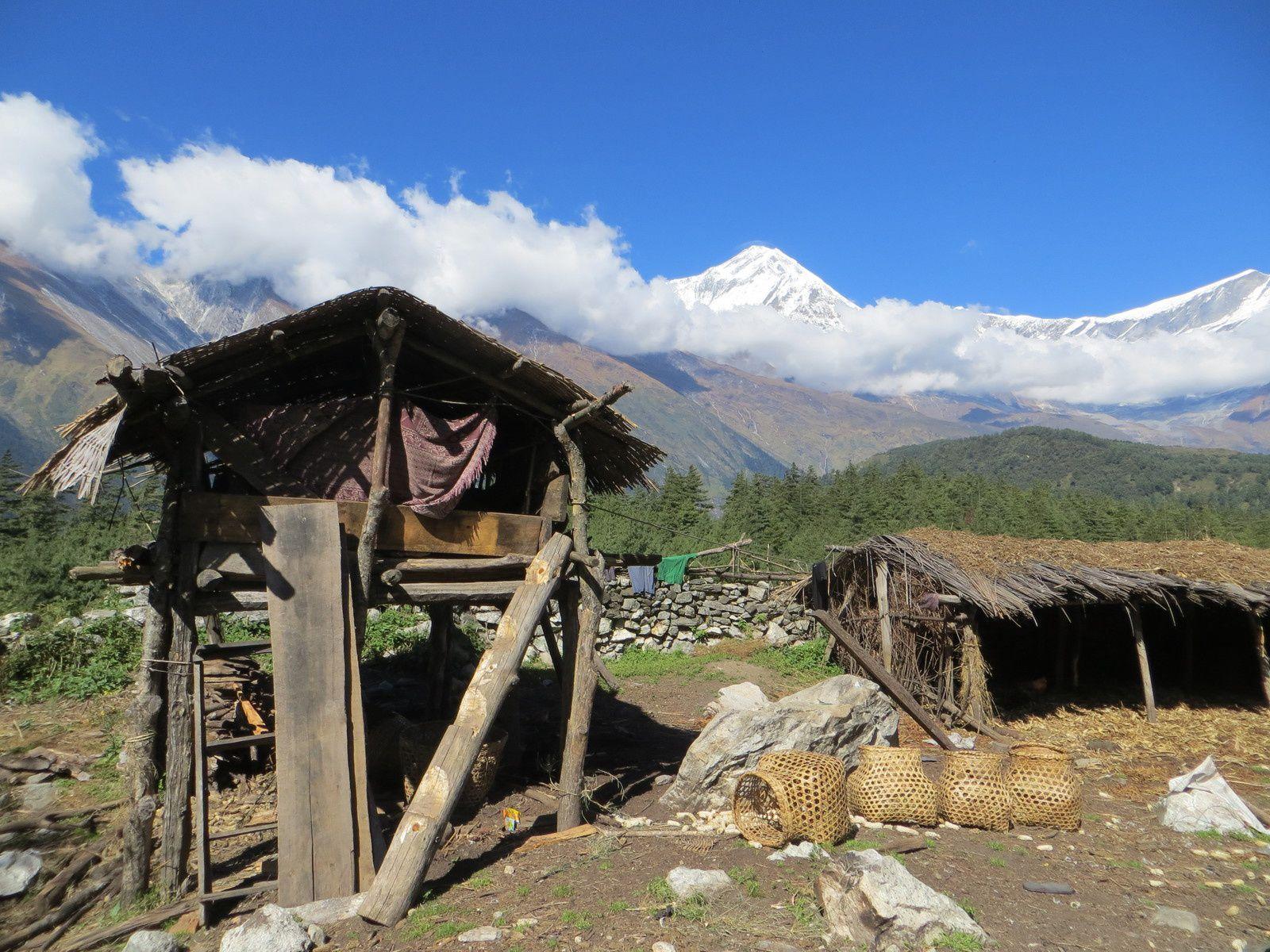 Village de Chhyo