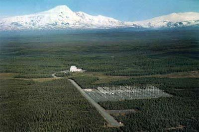 Dossier : Projet HAARP High Frequency Active Auroral Research Program
