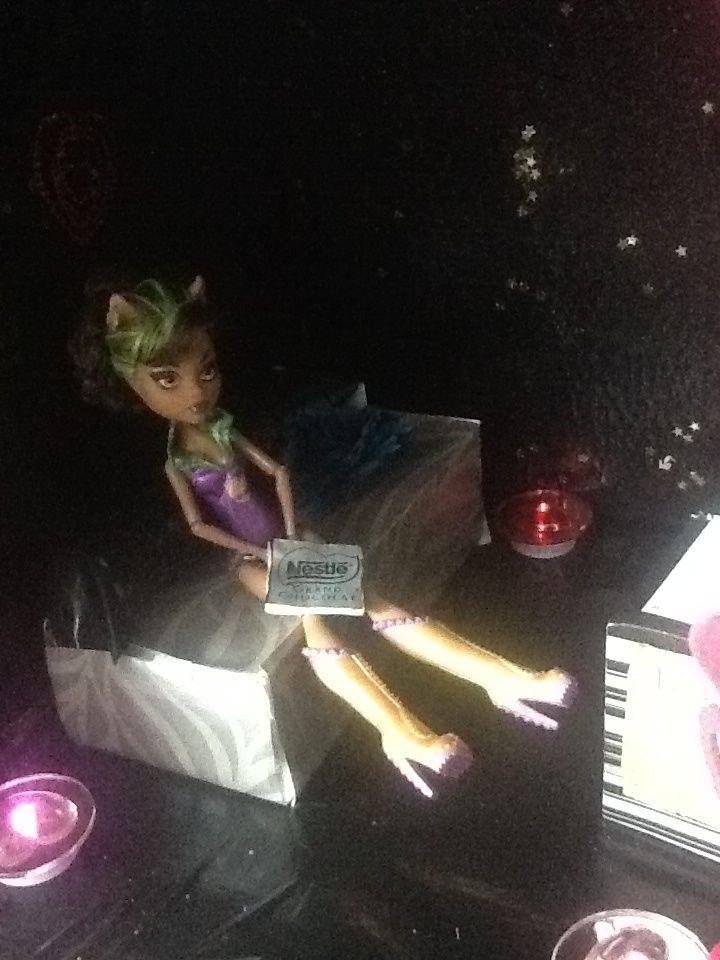 Le salon Monster High