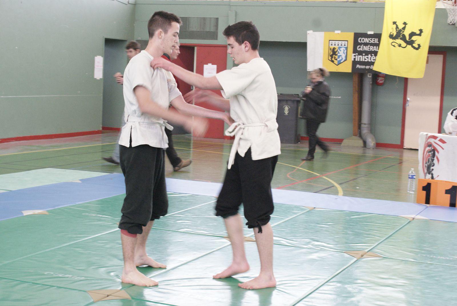 Tristan : Minime - 62 kg