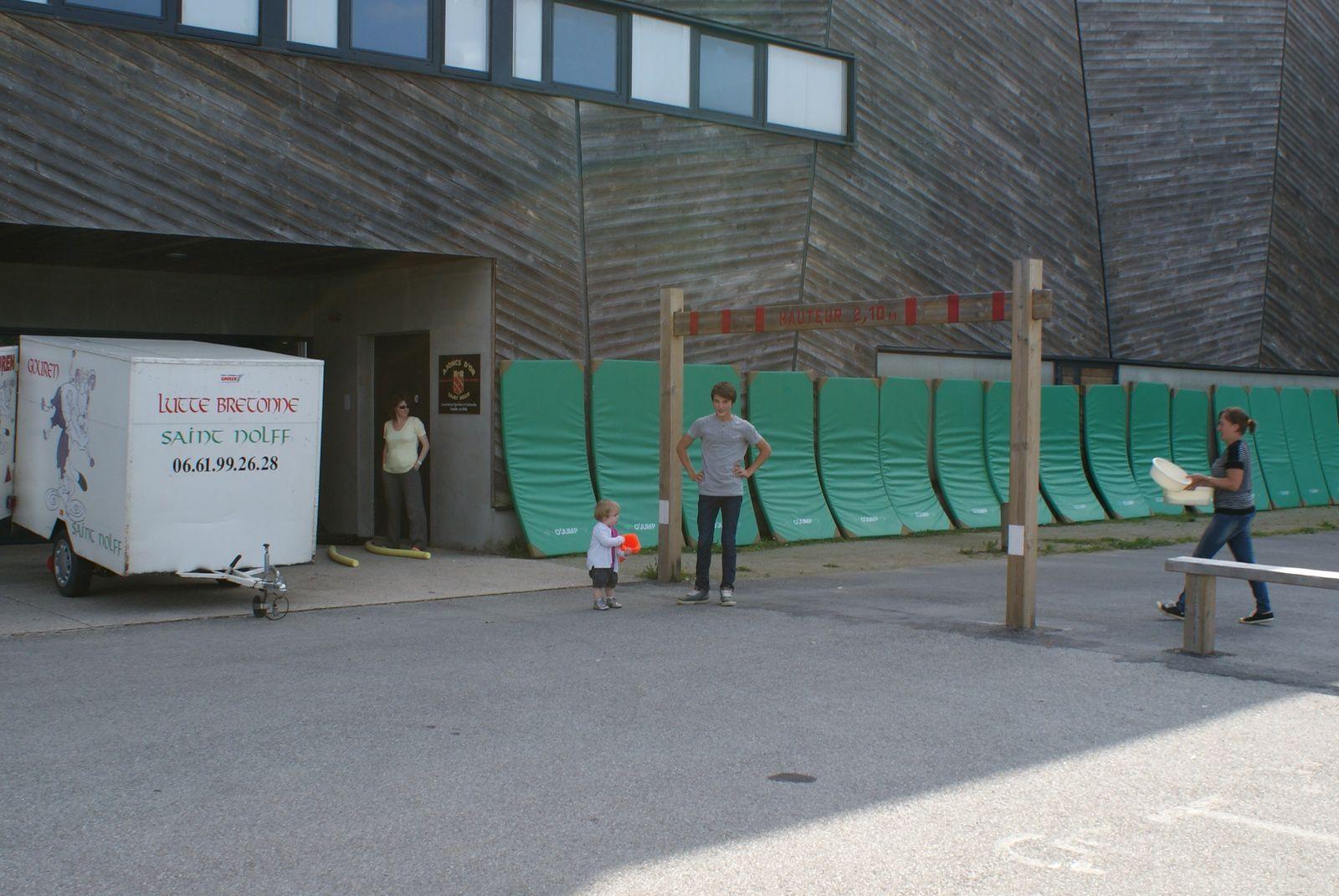 Skol Gouren Senolf : Préparation de la rentrée