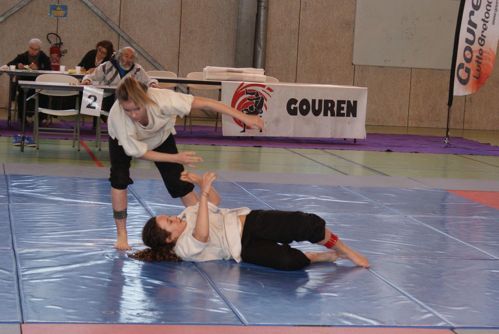 Seconde journée du challenge de Bretagne par équipes Jeunes