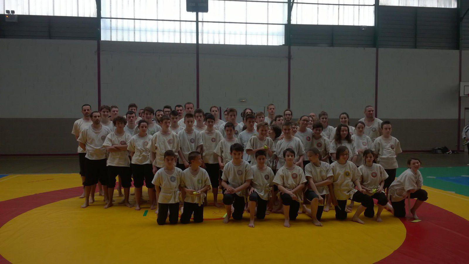 Championnat de Bretagne-Est 2016