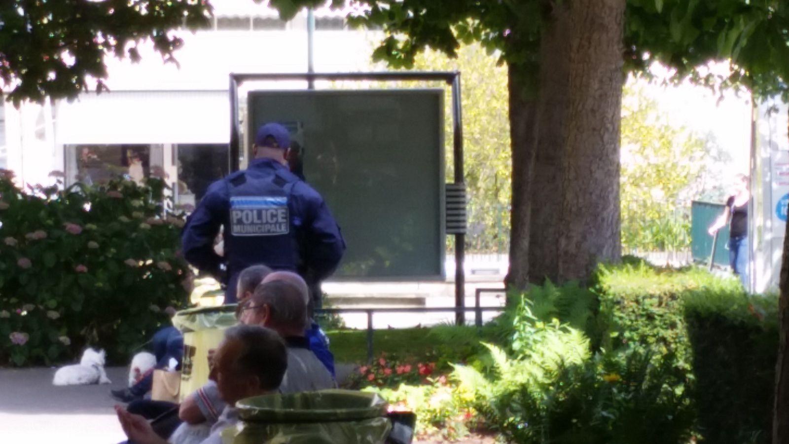 COLOMBES : QUE FAIT LA POLICE ?