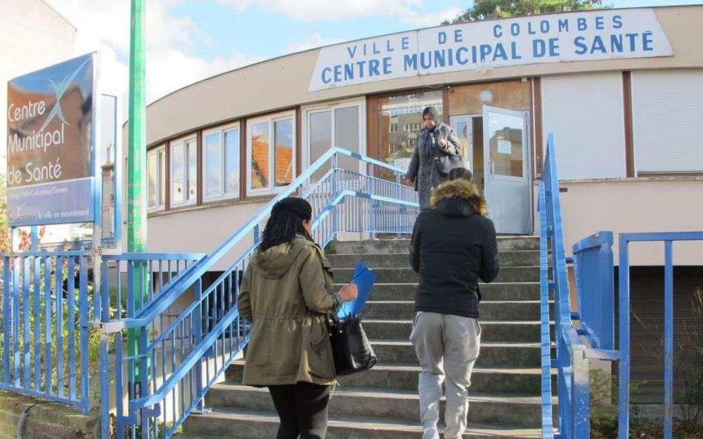 fermeture du Centre de Santé de Colombes :  « Il y a deux ans quand la mairie avait fermé les spécialités du centre municipal de santé, nous avions dit que c'était le prélude à la fermeture définitive », s'indigne Alexis Bachelay