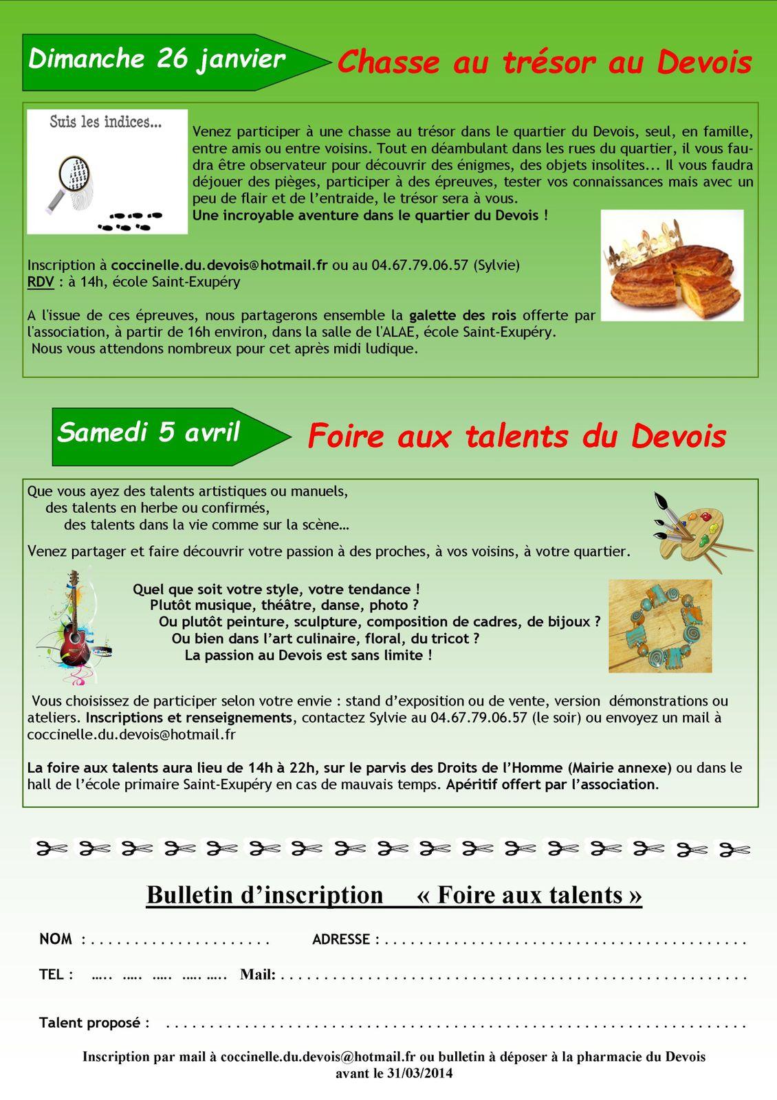Bulletin N°39 - Hiver 2013
