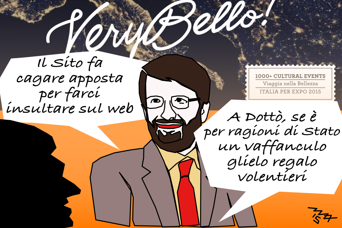 #VeryBiutiful e espertoni del marketing