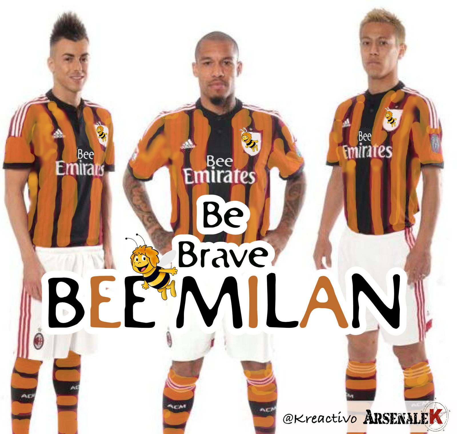 Milan To Bee or not to Bee