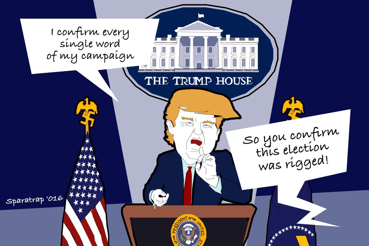 Parola di Trump