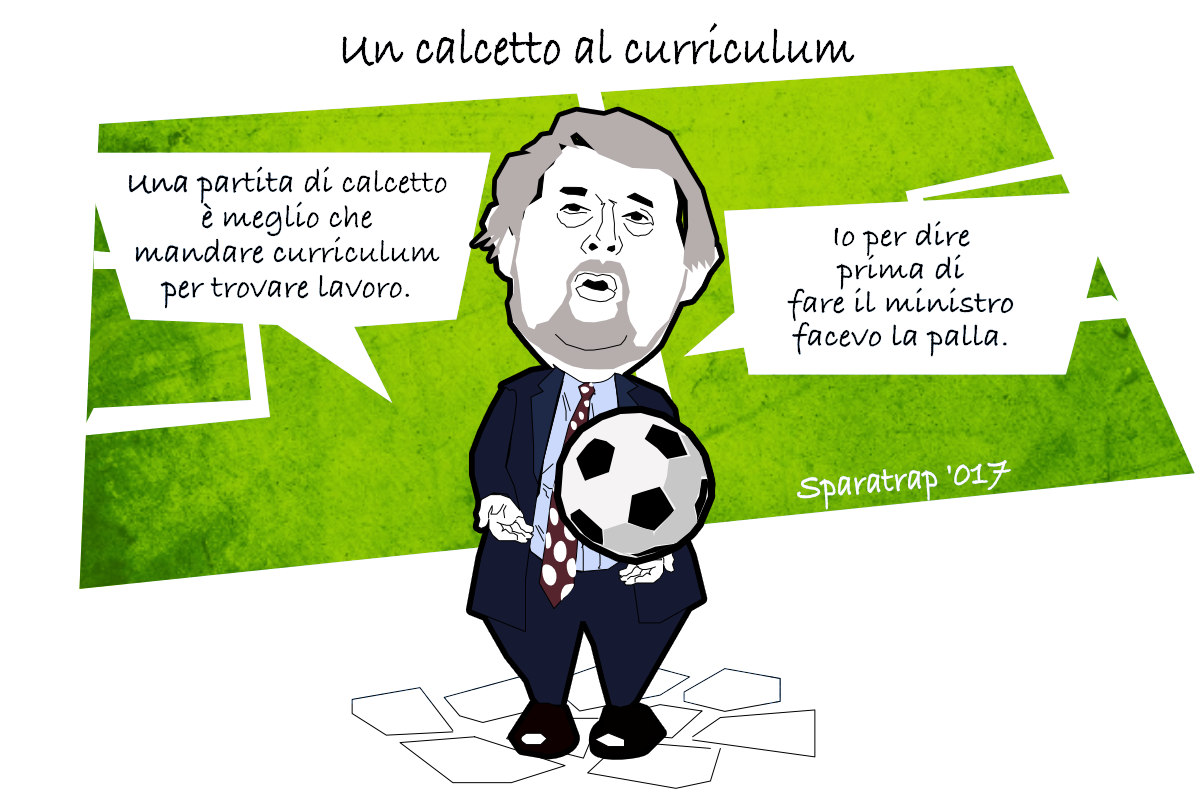 Un calcetto al curriculum