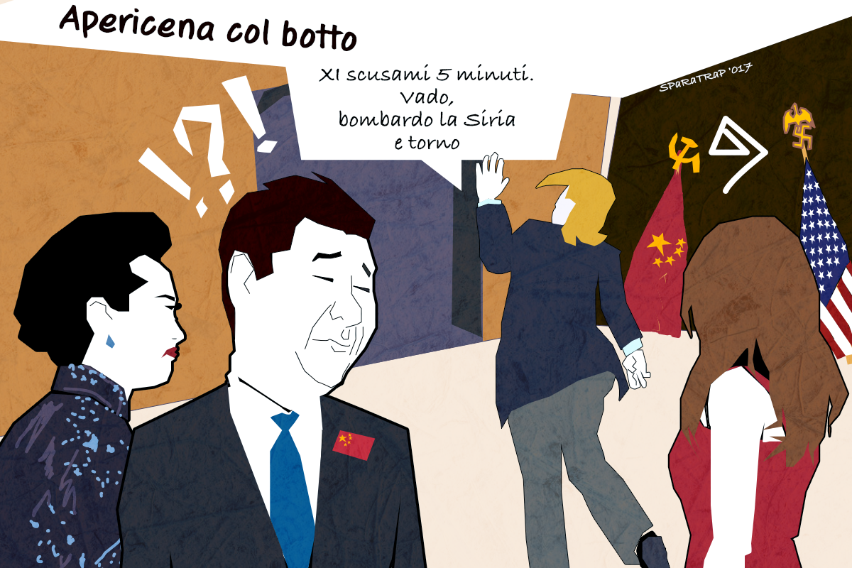 Apericena col botto