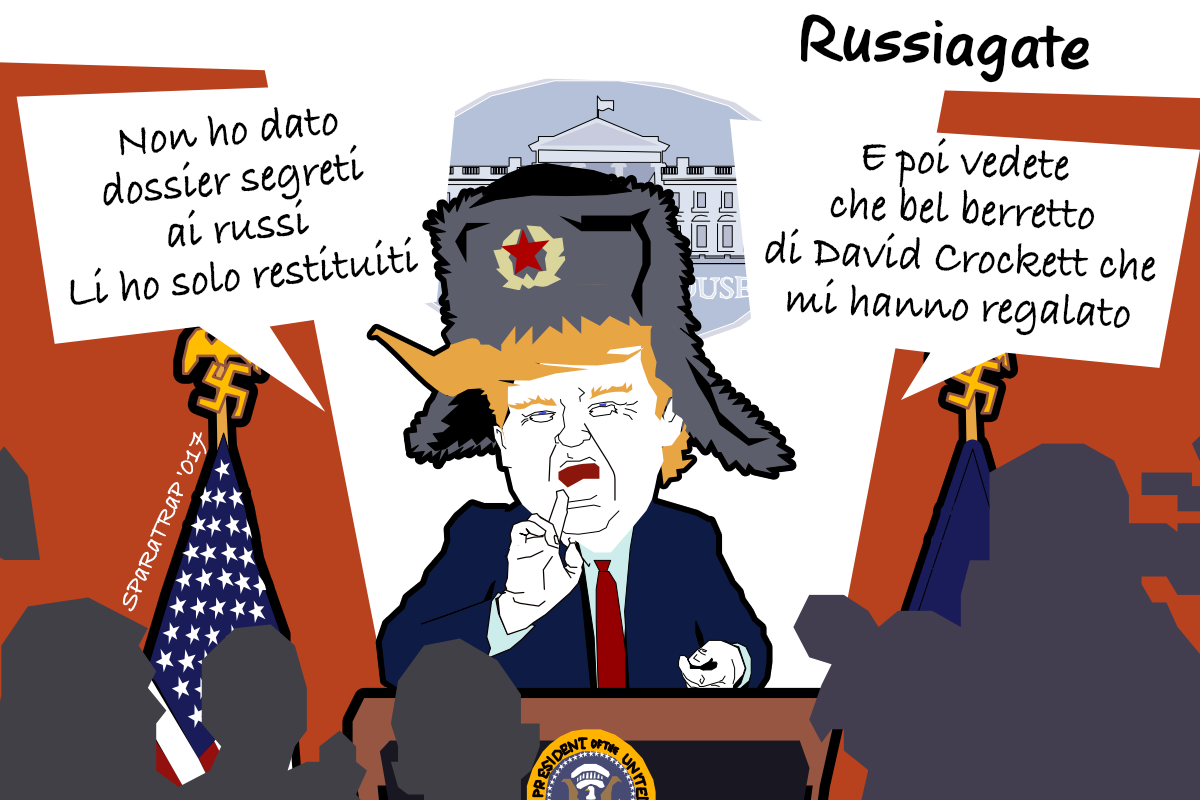 Trumpate quotidiane: russiagate