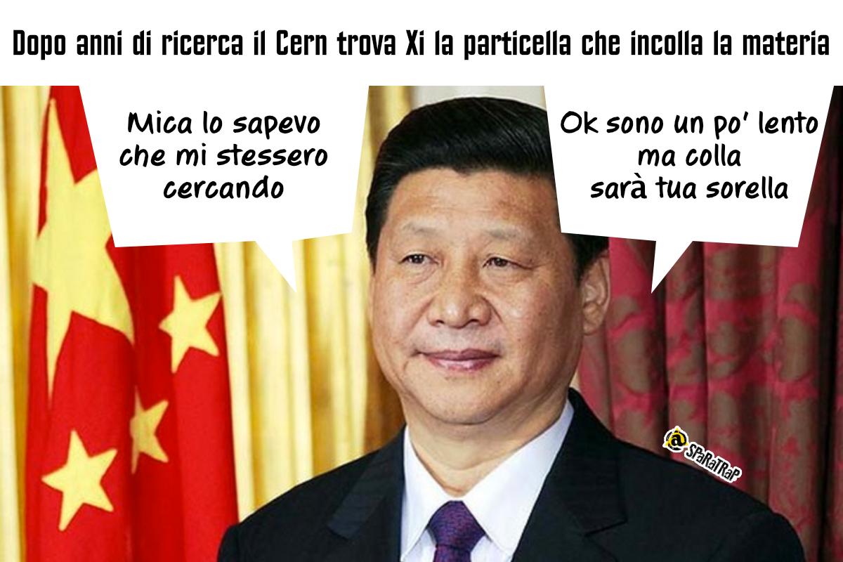 Particelle cinesi