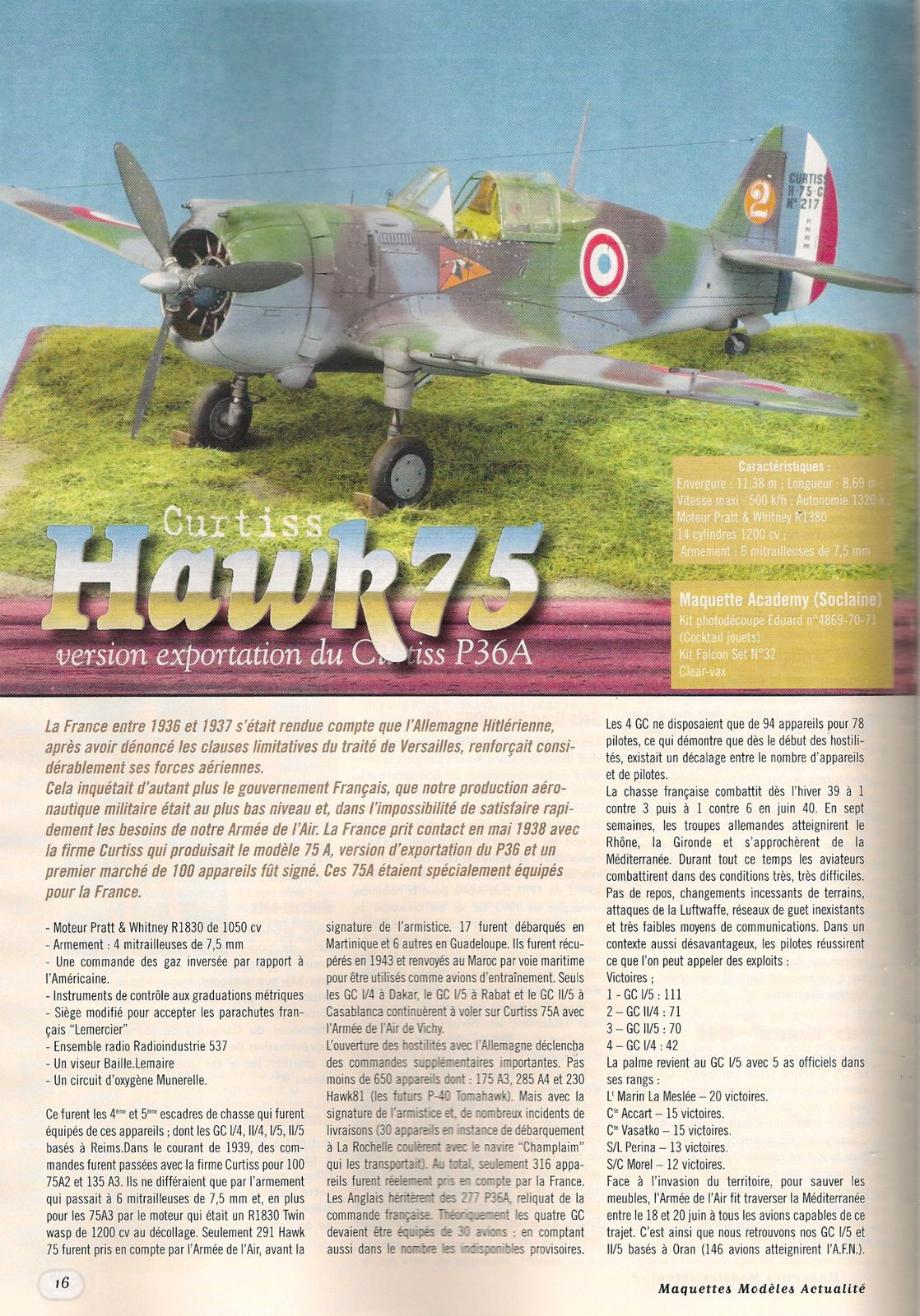 Curtiss Hawk 75