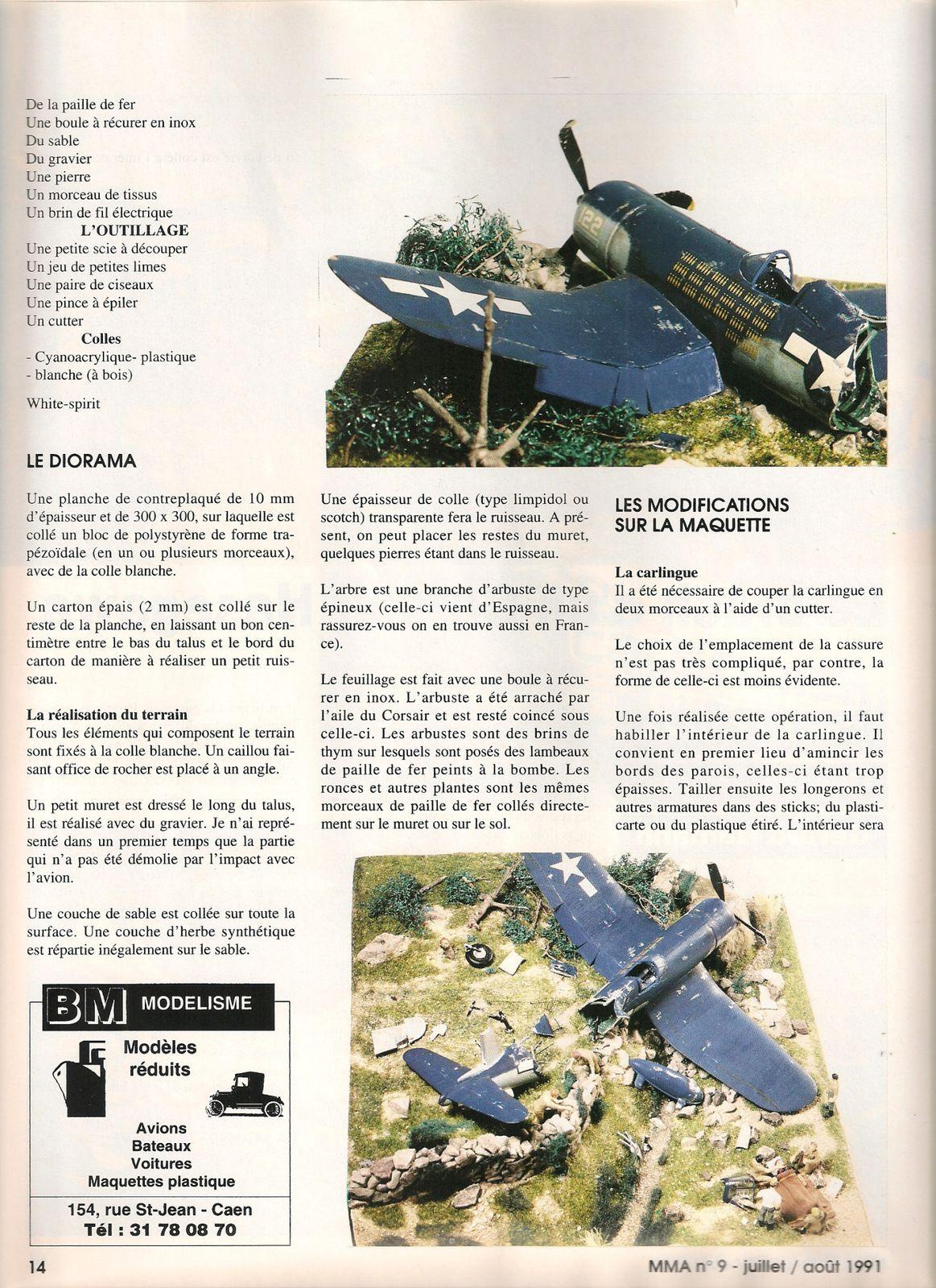 Corsair F4U4