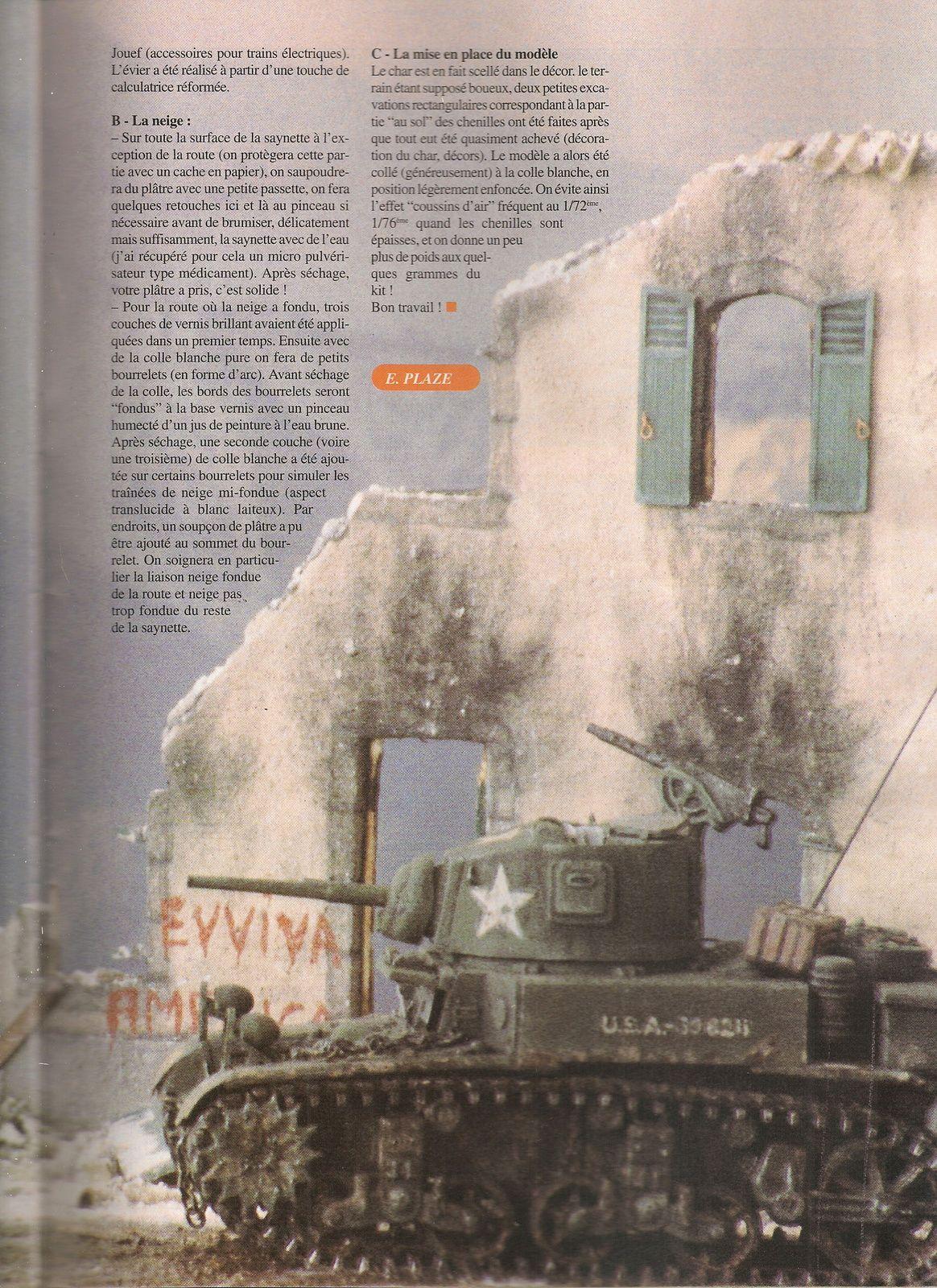 char léger M3 A1