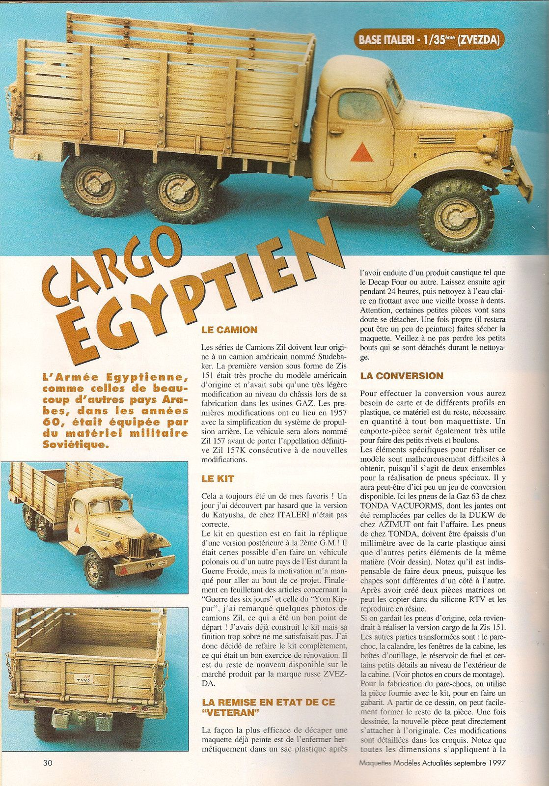 camion ZIL