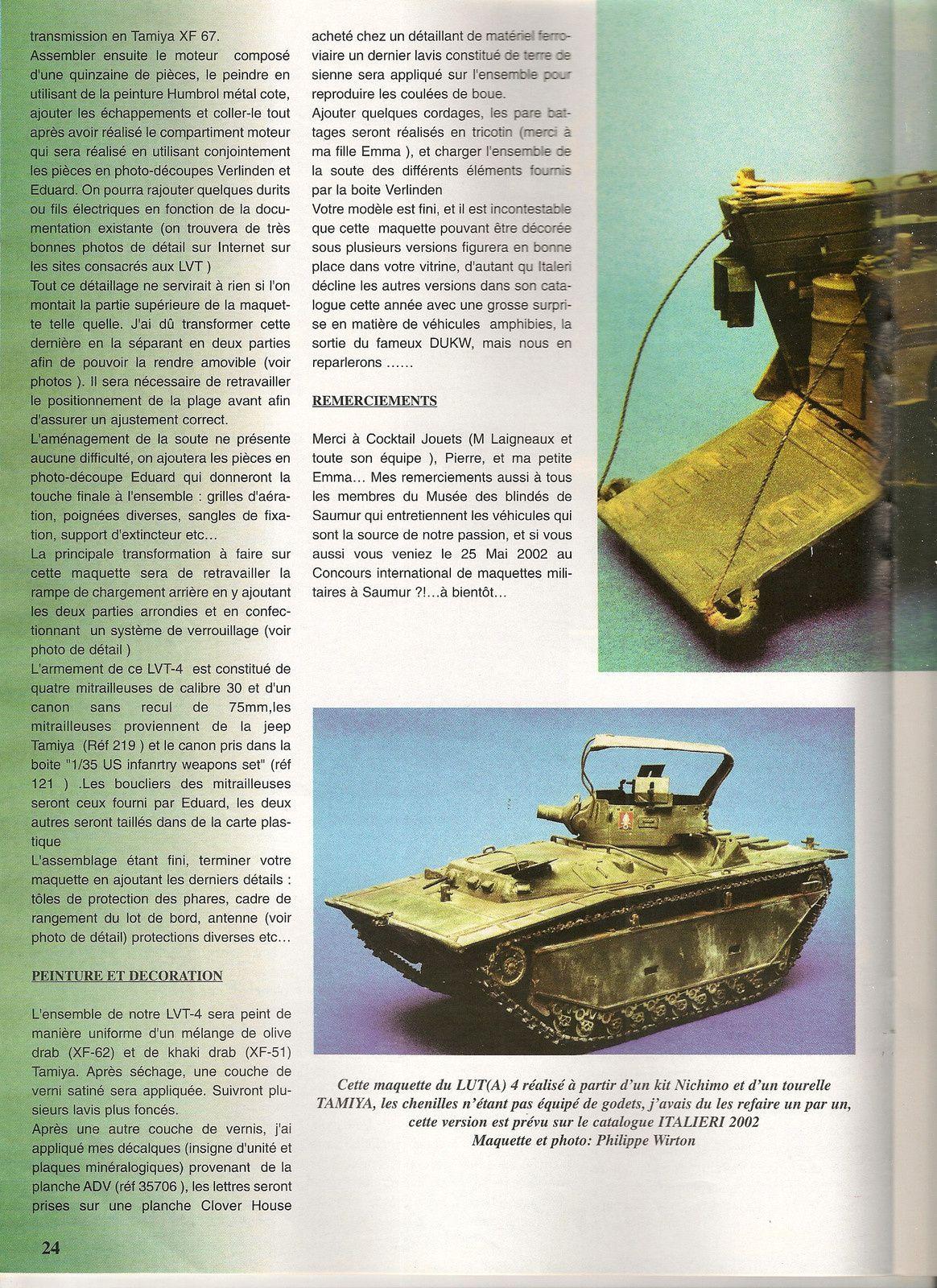 LVT4 Alligator en Indochine