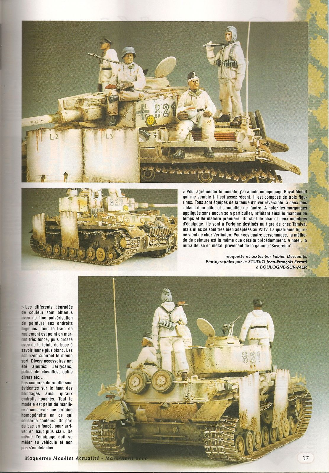 Panzer IV  AusfG Early H, Ausf H Early J