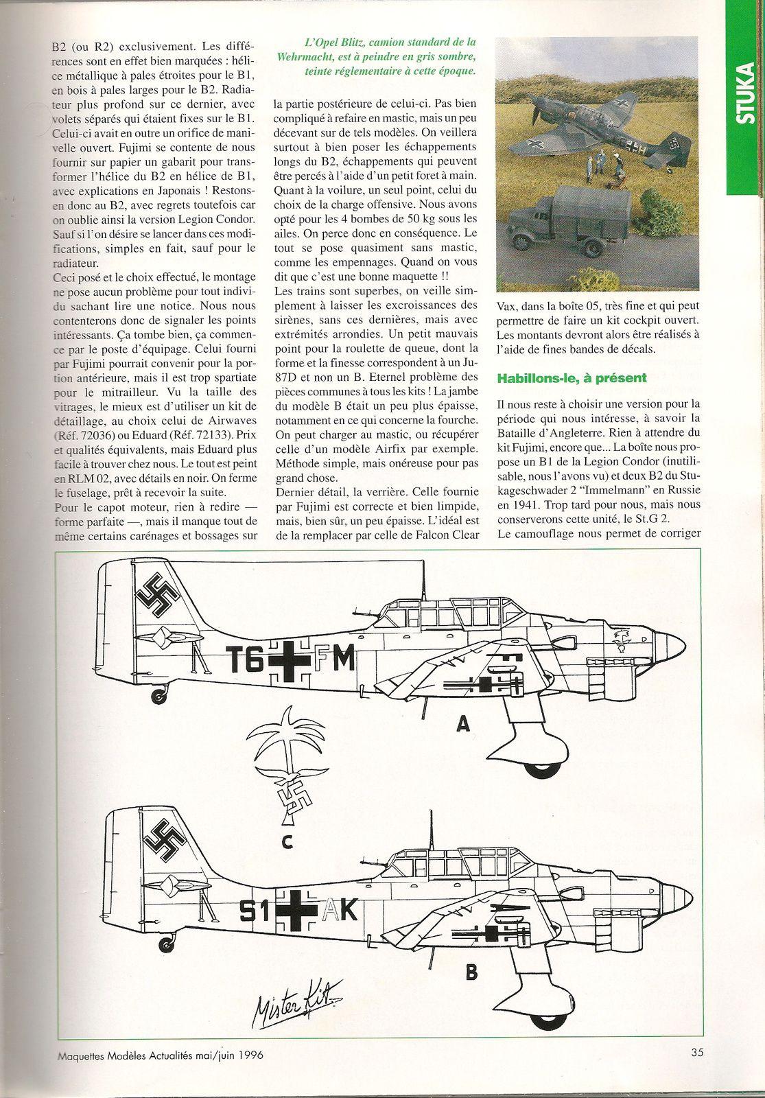 Junker  JU 88 B